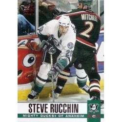2003-04 Pacific Red c. 009 Steve Rucchin ANA