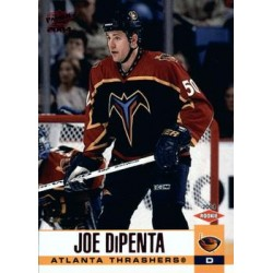2003-04 Pacific Red c. 013 Joe DiPenta RC ATL