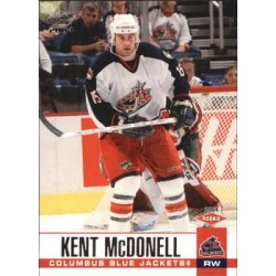 2003-04 Pacific c. 095 Kent McDonell RC CBS