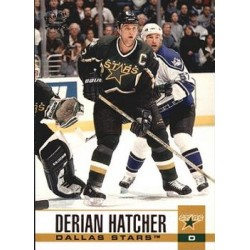 2003-04 Pacific c. 105 Derian Hatcher DAL