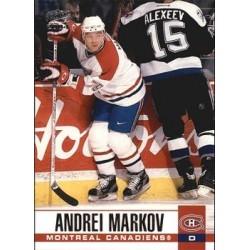 2003-04 Pacific c. 179 Andrei Markov MON