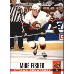 2003-04 Pacific c. 236 Mike Fisher OTT