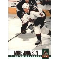 2003-04 Pacific c. 264 Mike Johnson PHX