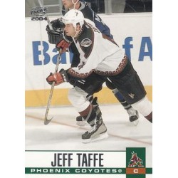 2003-04 Pacific c. 268 Jeff Taffe PHX