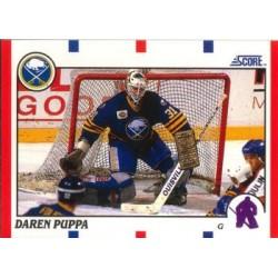 1990-91 Score American c. 060 Daren Puppa BUF