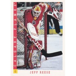 1993-94 Score Canadian c. 394 Jeff Reese CGY