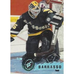 1995-96 Topps Stadium Club c. 158 Tom Barrasso PIT