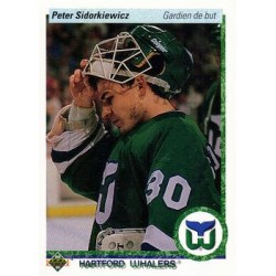 1990-91 Upper Deck French c. 069 Peter Sidorkiewicz HFD