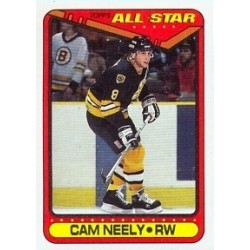 1990-91 Topps Neely Cam c. 201 BOS