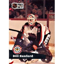1991-92 Pro Set c. 283 Bill Ranford EDM