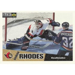 1996-97 UD Collector's Choice c. 186 Damian Rhodes